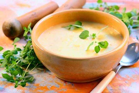 supa crema cartofi