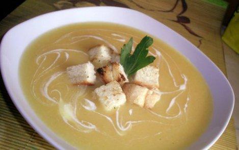 supa crema telina