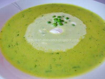 supa crema mazare