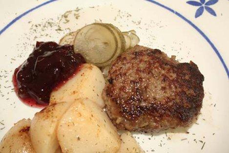 chiftele daneze