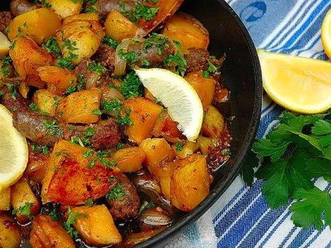 REŢETE MÂNCARE DE CARTOFI: 10 reţete pentru mâncare de cartofi