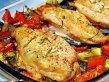 REŢETE DE PUI LA CUPTOR: 12 reţete pentru pui la cuptor cu legume