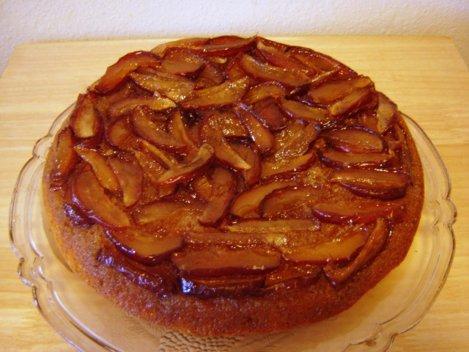 prajitura cu mere