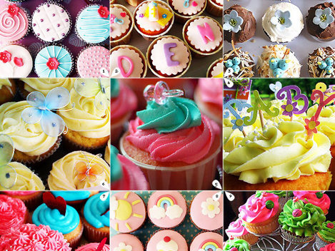 12 reţete de cupcakes