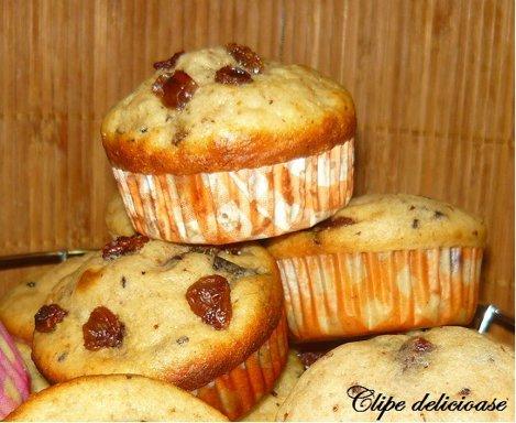 retete briose-muffins