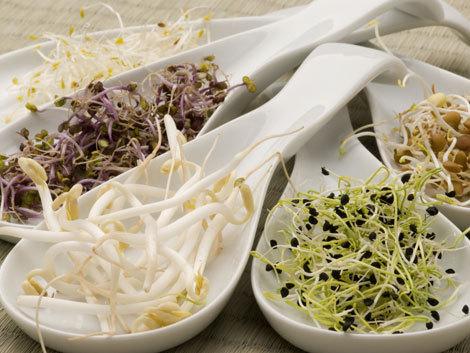 Germenii de seminţe şi beneficiile lor pentru sănătate