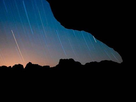 Ce sunt stelele căzătoare