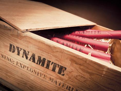 Istoria dinamitei. Cum a fost descoperită dinamita