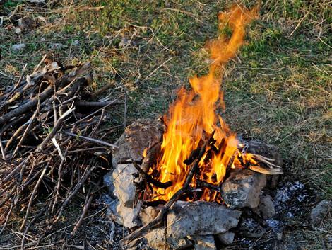 Cum a fost descoperit focul