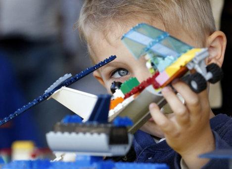 Prima şcoală de Lego va fi deschisă în Danemarca