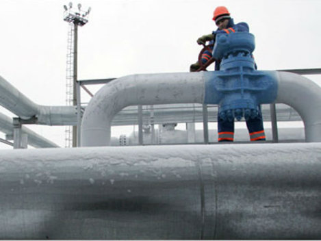 Rusia a sistat livrarea gazelor către Ucraina
