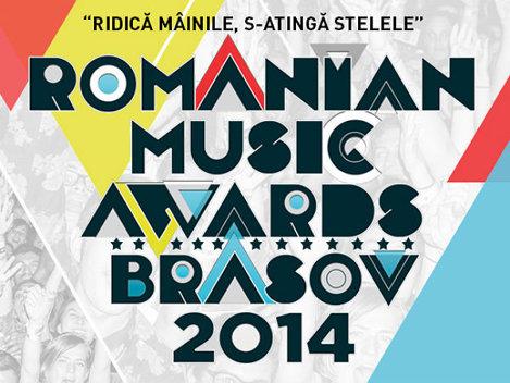 Artiştii MediaPro Music, nominalizaţi la Romanian Music Awards 2014