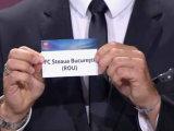 Grupă uşoară pentru Steaua şi mai grea pentru Astra, în Europa League