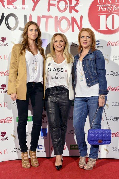 Cristina, Camelia și Ioana Șucu
