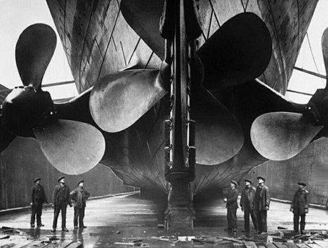 Elice puternice pentru un Titanic urias