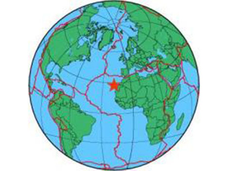 Seismologii au inregistrat ieri cel putin 77 de cutremure, in Canare