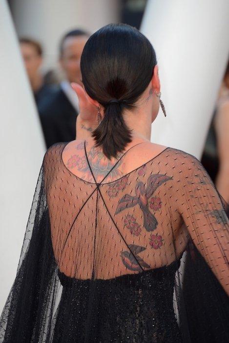 tatuaj Lena Headey