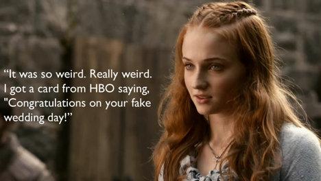felicitare Sansa Stark