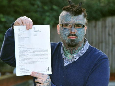 Numele hilar din cauza căruia unui bărbat i-a fost refuzată reînnoirea paşaportului