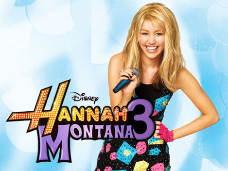 Hannah Montana: Poze si video cu Hannah Montana