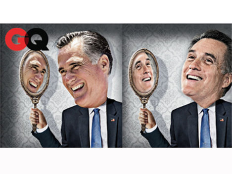 GQ: Mitt Romney este cea mai neinspirată persoană a anului