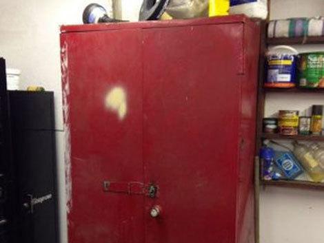 Ce comoară poate ascunde un dulap vechi (Poze)