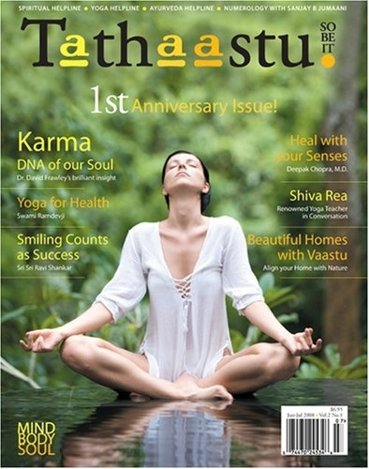 revistă yoga