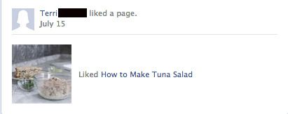 Statusul de pe Facebook al mătușii... Maria