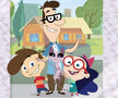 """""""Kid vs kat"""" - o noua serie de desene animate cu rivali, la Jetix!"""