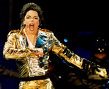 Michael Jackson e prea firav pentru a dansa pe scena!