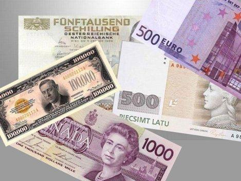 Cele mai valoroase bancnote din lume (Poze)