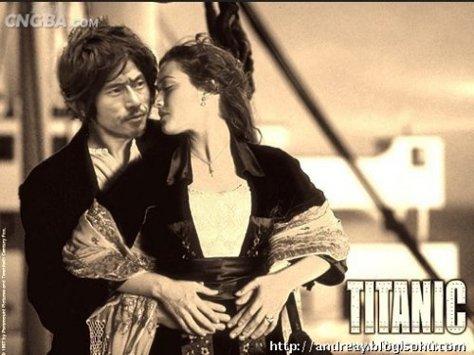 Xili Bro in Titanic