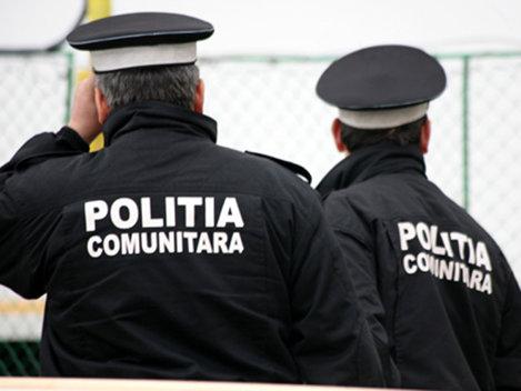 Culmea grevei: Doar zece politisti comunitari bucuresteni pot face greva!