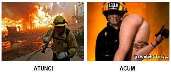 Cand o sa fiu mare ma fac pompier