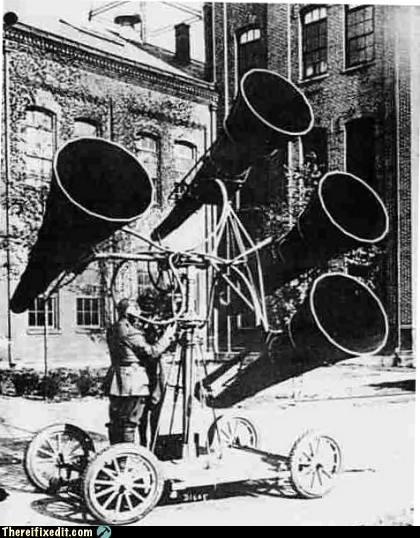 Audio locator mobil