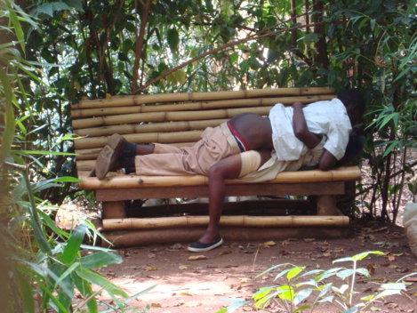 Sexul pe banca, sport national (si) in Kenya (Poze)