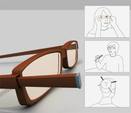 Ochelarii bețișoare chinezești