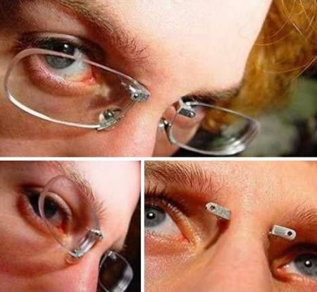 Ochelarii implantați