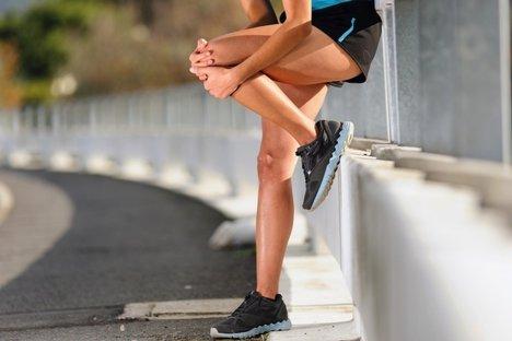 Alergatul şi problemele de genunchi
