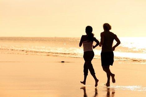 jogging împreună