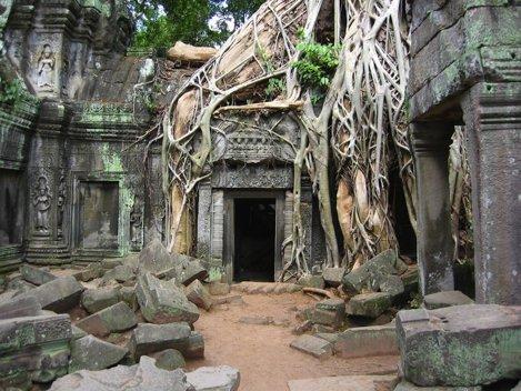 Angkor Wat din Cambodgia