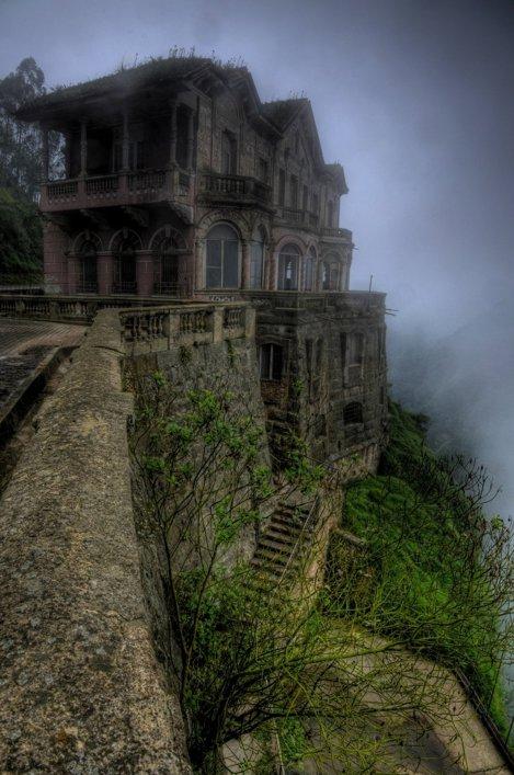El Hotel del Salto în Columbia
