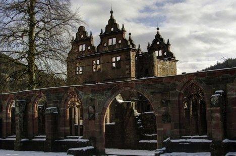 Mănăstire din secolul al 15-lea în Pădurea Neagră din Germania