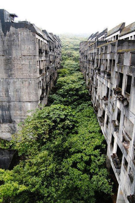 Orașul bandonat Keelung, Taiwan