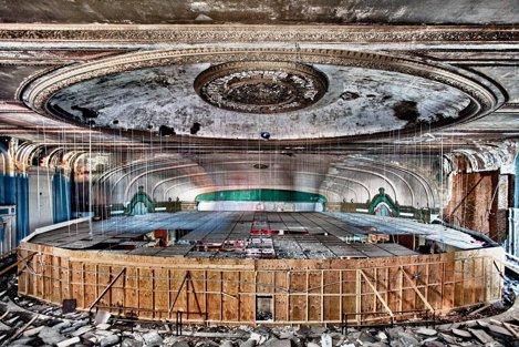 Teatrul Lawndale din Chicago