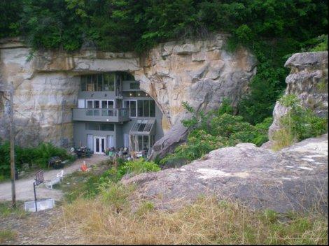 Cave House, Festus, Missouri