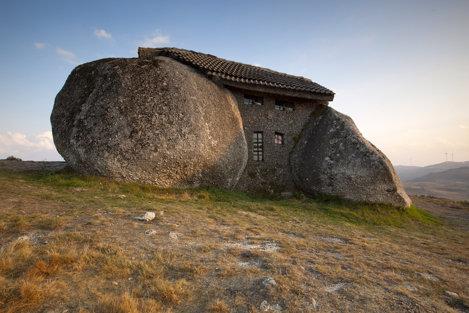 Nas montanhas de Fafe, Portugalia