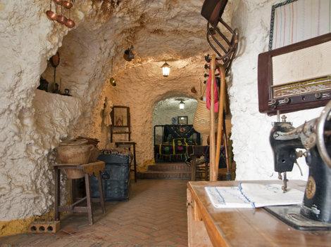 Cave House, Sacromonte, Spania
