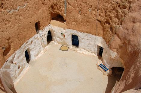 Satul Matmata, Tunisia