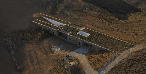 Casa Aloni, Insula Antiparos, Grecia